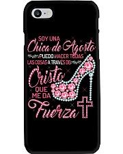H - CHICA DE AGOSTO Phone Case thumbnail