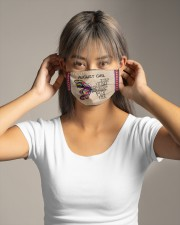 H-AUGUST GIRL Cloth face mask aos-face-mask-lifestyle-16