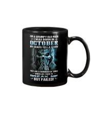 H - OCTOBER MAN Mug thumbnail