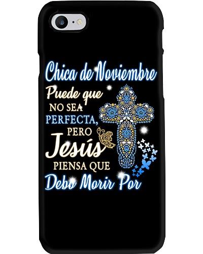 H - CHICA DE NOVIEBRE