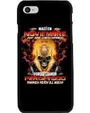 Noviembre Man Phone Case thumbnail