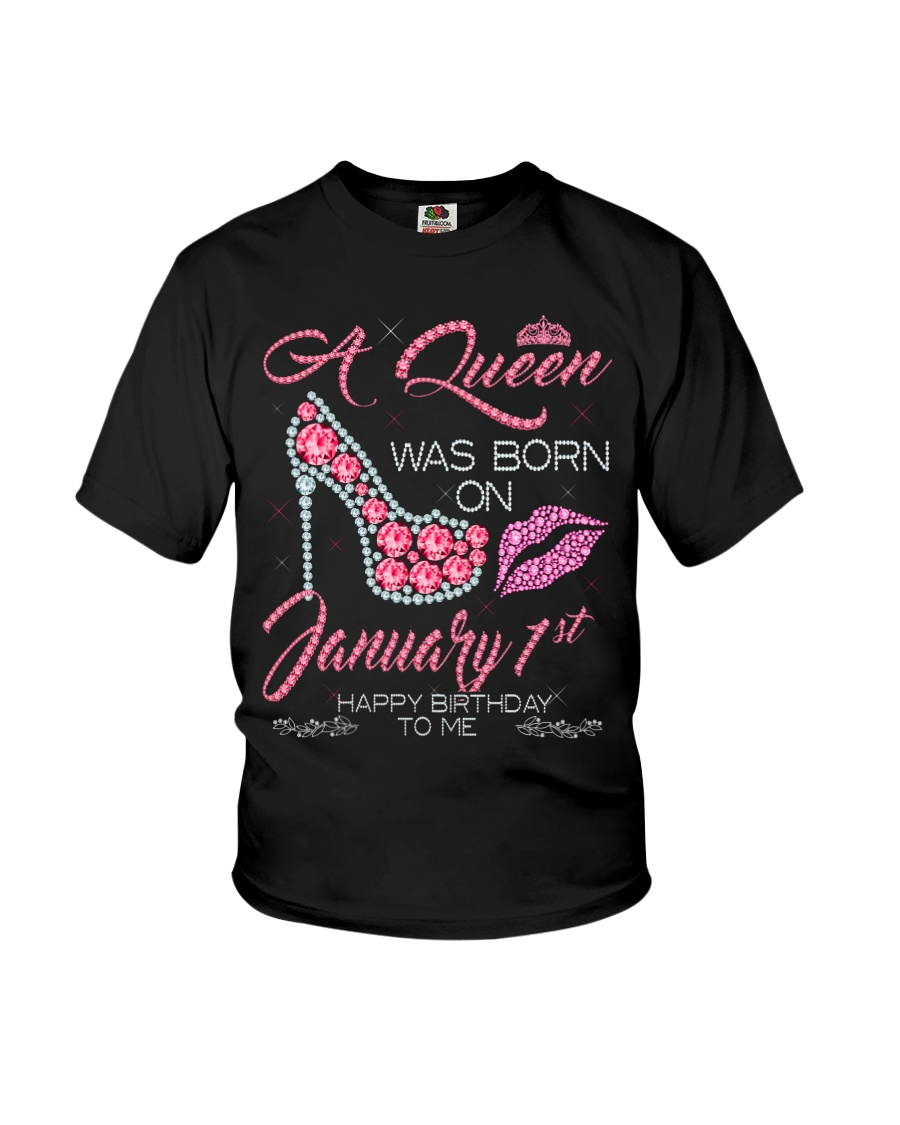 JANUARY QUEEN Youth T-Shirt