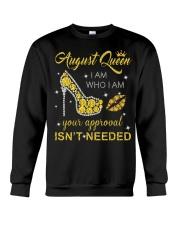 August Queen Crewneck Sweatshirt thumbnail