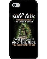 H - MAY GUY  Phone Case thumbnail