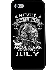JULY MAN - L Phone Case tile