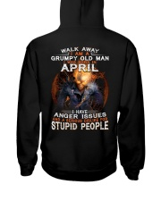 APRIL MAN Hooded Sweatshirt tile