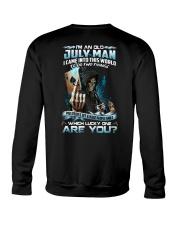 I'm An Old July Man Crewneck Sweatshirt thumbnail