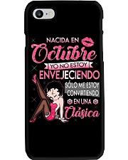 Nacida en OCtubre LHA Phone Case thumbnail