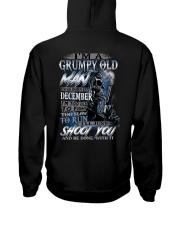 DECEMBER MAN  Hooded Sweatshirt tile