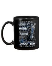 DECEMBER MAN  Mug tile