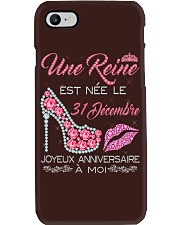 31 Décembre Phone Case tile