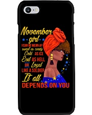 NOV GIRL Phone Case tile