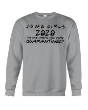 H - JUNE GIRL Crewneck Sweatshirt thumbnail