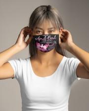 APRIL GIRL Cloth face mask aos-face-mask-lifestyle-16