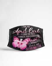 APRIL GIRL Cloth face mask aos-face-mask-lifestyle-22