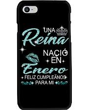 Enero Reina Phone Case thumbnail
