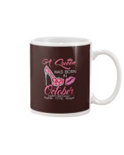 OCTOBER QUEEN Mug thumbnail