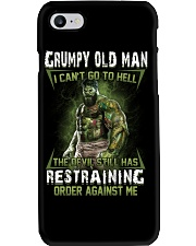 H- GRUMPY OLD MAN Phone Case thumbnail