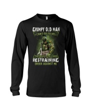 H- GRUMPY OLD MAN Long Sleeve Tee thumbnail