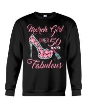 MARCH GIRL Crewneck Sweatshirt thumbnail