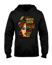 MARCH QUEEN-D Hooded Sweatshirt thumbnail