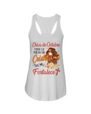 CHICA DE OCTUBRE Ladies Flowy Tank thumbnail
