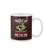 H - FEBRUARY GUY Mug thumbnail
