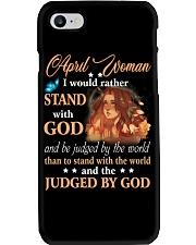 APRIL WOMAN Phone Case thumbnail
