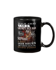 GRUMPY OLD MAN M9 Mug tile