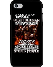 GRUMPY OLD MAN DECEEMBER Phone Case thumbnail
