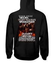GRUMPY OLD MAN DECEEMBER Hooded Sweatshirt thumbnail