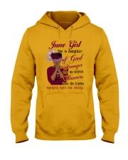 June Girl God Hooded Sweatshirt thumbnail