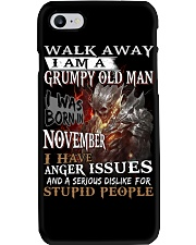 H - GRUMPY OLD MAN M11 Phone Case thumbnail