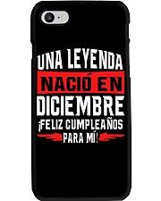H-LEYENDA DE DICIEMBRE Phone Case tile