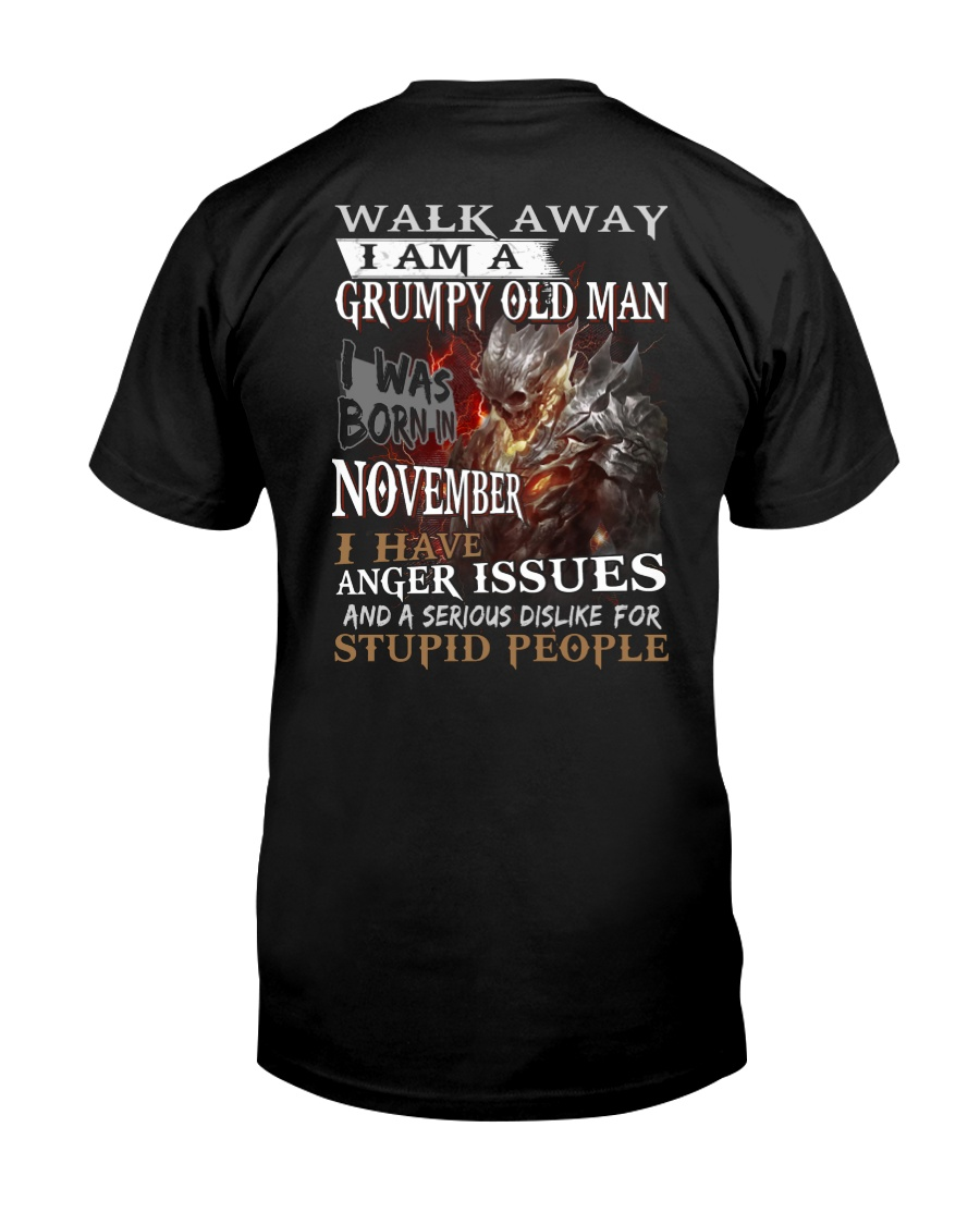 GRUMPY OLD MAN M11 Classic T-Shirt