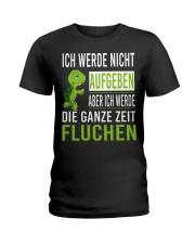 RUNNING Ladies T-Shirt front