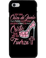 H  - CHICA DE JUNIO Phone Case thumbnail