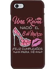 8 DE MARZO Phone Case thumbnail