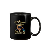 JANUARY WOMAN - L Mug tile