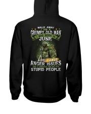 H - JUNE MAN Hooded Sweatshirt thumbnail