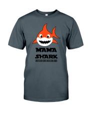 H - MAMA SHARK Classic T-Shirt thumbnail