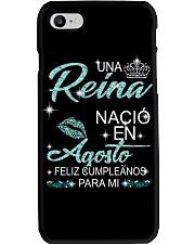 Agosto Reina Phone Case thumbnail