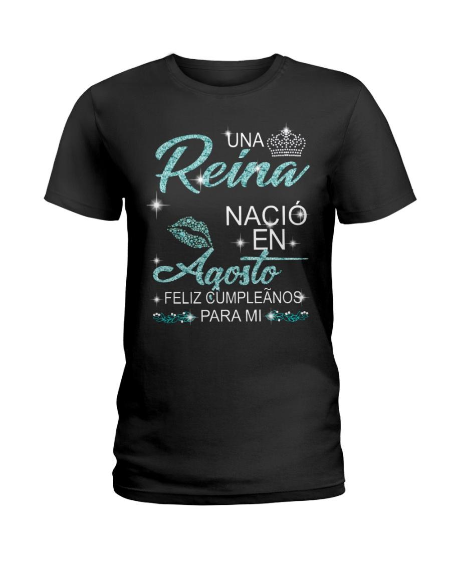 Agosto Reina Ladies T-Shirt