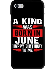 JUNE KING Phone Case thumbnail
