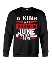 JUNE KING Crewneck Sweatshirt thumbnail