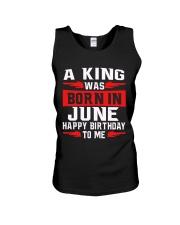 JUNE KING Unisex Tank thumbnail