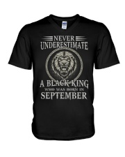 SEPTEMBER MAN LHA V-Neck T-Shirt tile