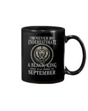 SEPTEMBER MAN LHA Mug tile