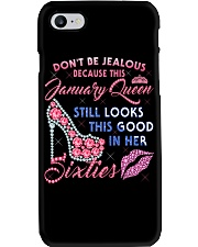 JANUARY QUEEN Phone Case thumbnail