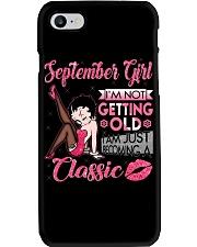 H - SEPTEMBER GIRL Phone Case thumbnail